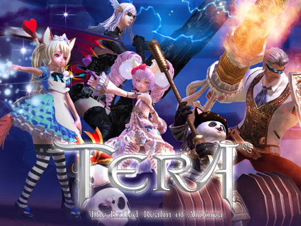 TERA(テラ The Exiled Realm of Arborea) サムネイル