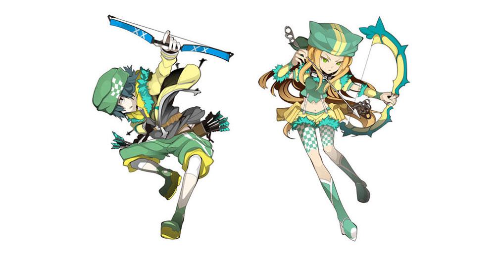 剣と魔法のログレス レンジャー