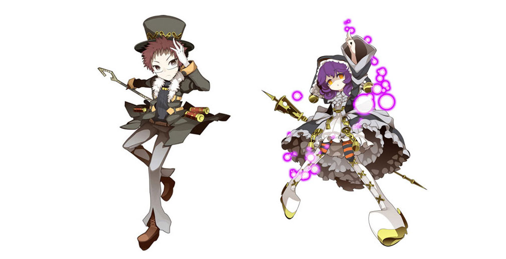 剣と魔法のログレス マジシャン