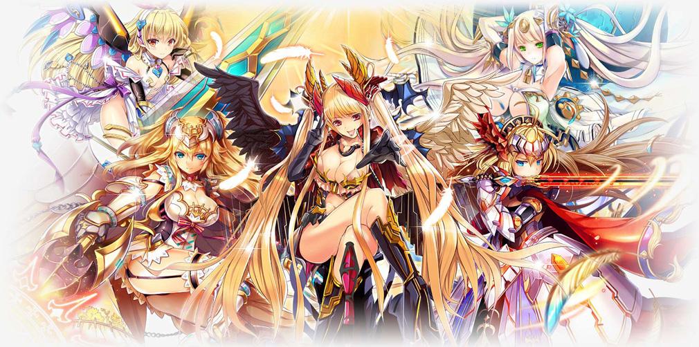 神姫プロジェクト(神プロ) キャラクター