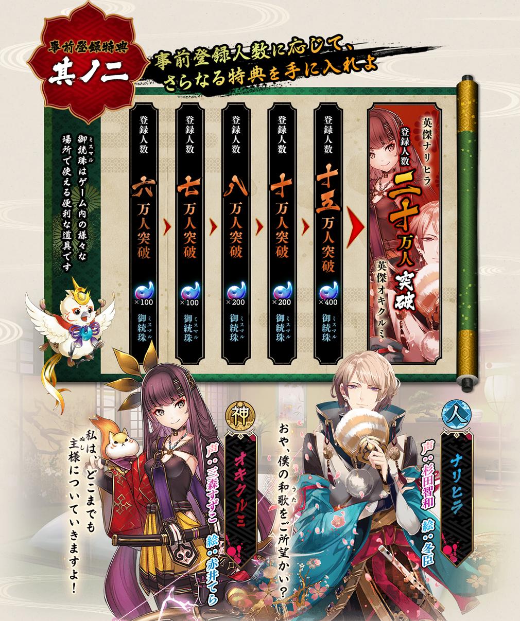 一血卍傑オンライン(イッチバンケツ) 事前登録特典2