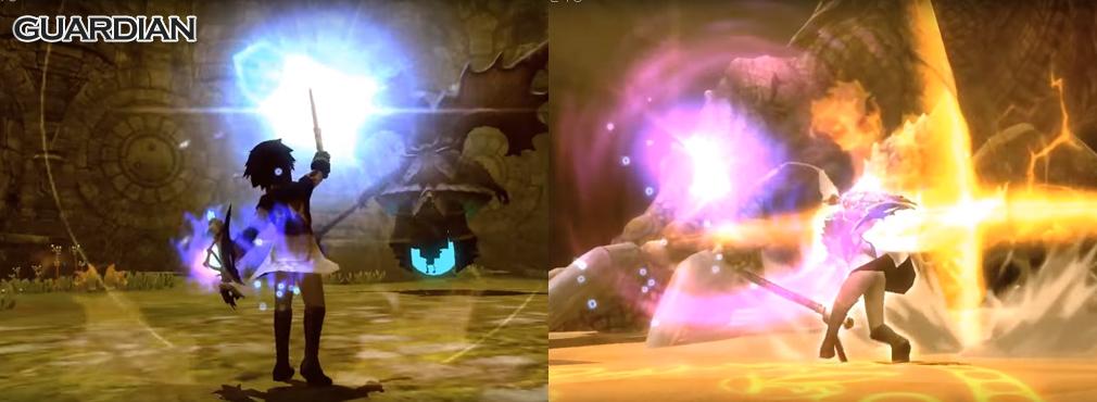 ドラゴンネストR(ドラネス) 3次職ガーディアン(前職パラディン)