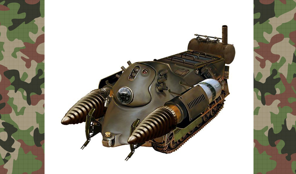 弩龍戦機(ドリセン) ドリル型戦王
