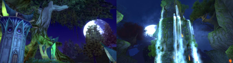 パーフェクトワールド 完美世界(PW) ゲーム内フィールド3
