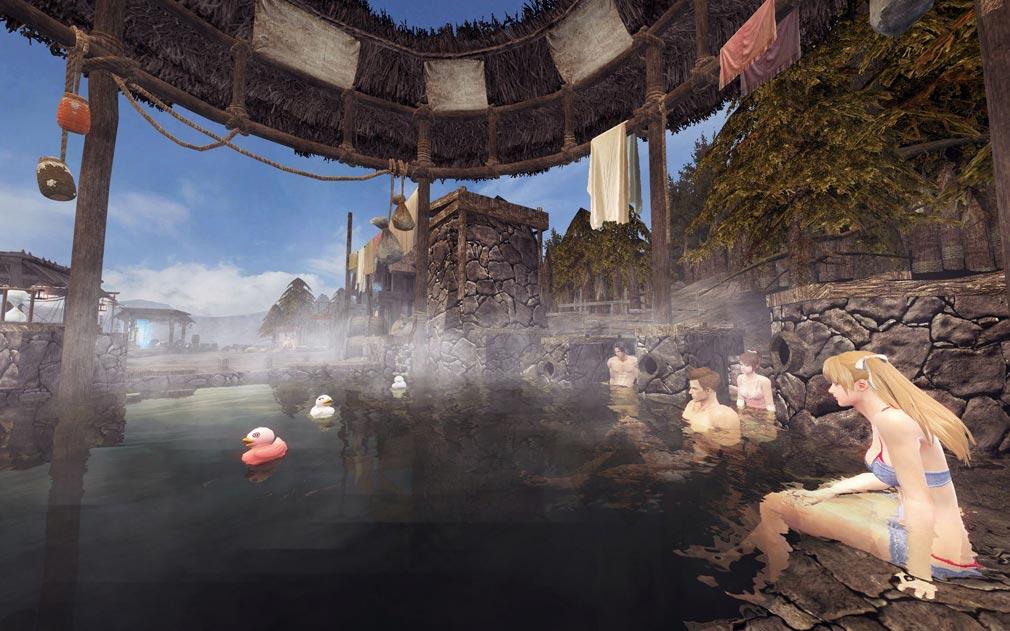 マビノギ英雄伝 温泉