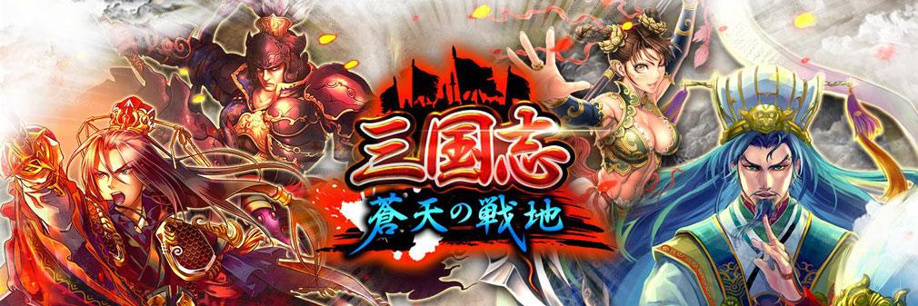 三国志 蒼天の戦地 イメージ図