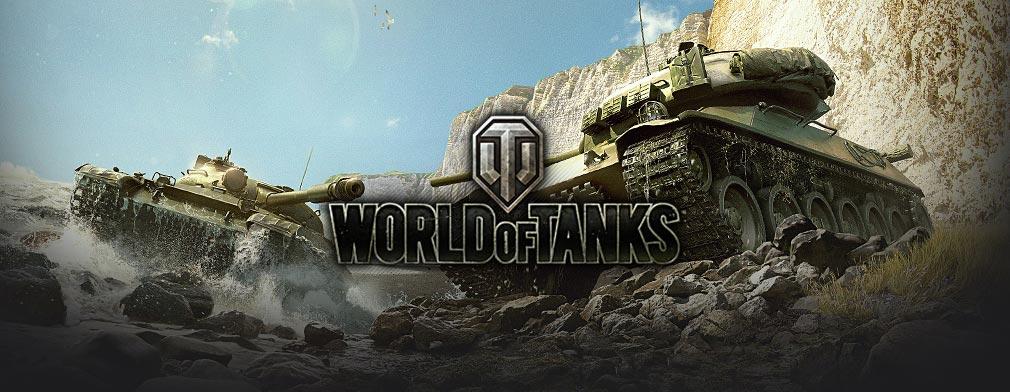 World of Tanks ワールドオブタンクス (WoT) イメージ画像