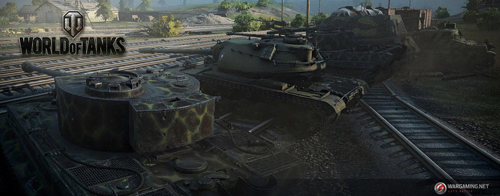 World of Tanks ワールドオブタンクス (WoT) イメージ画像2