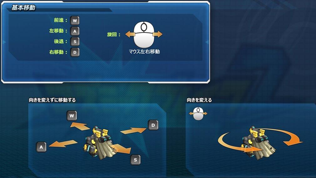 コズミックブレイク2(CB2) 操作方法