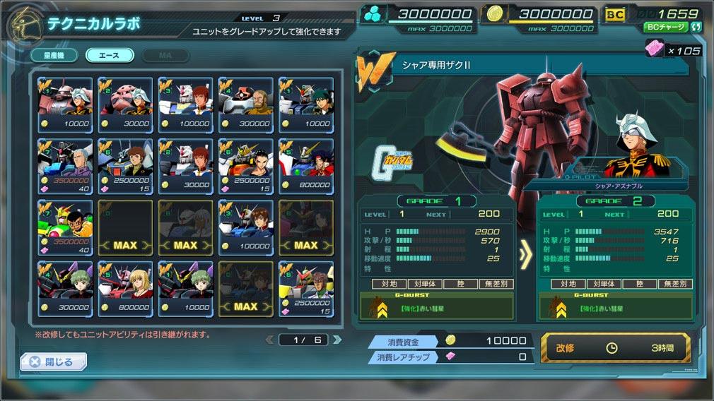 ガンダムジオラマフロント 2nd(ガンジオ) テクニカルラボ