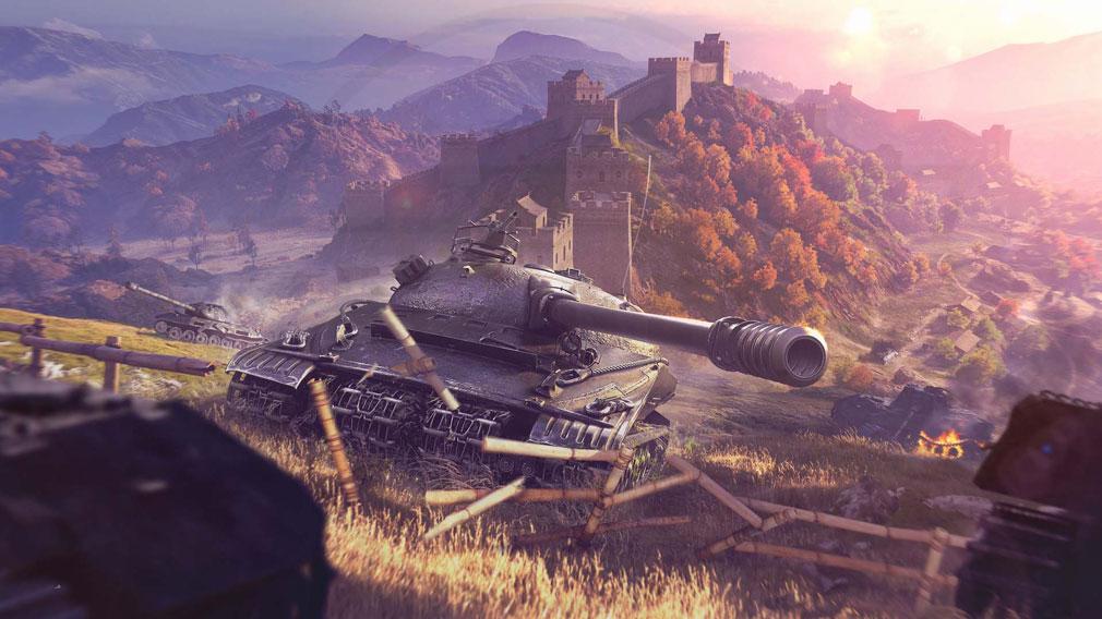 World of Tanks ワールドオブタンクス (WoT) Update 1.2で実装されたTier 10のソ連の重戦車『Object 279 (e)』スクリーンショット
