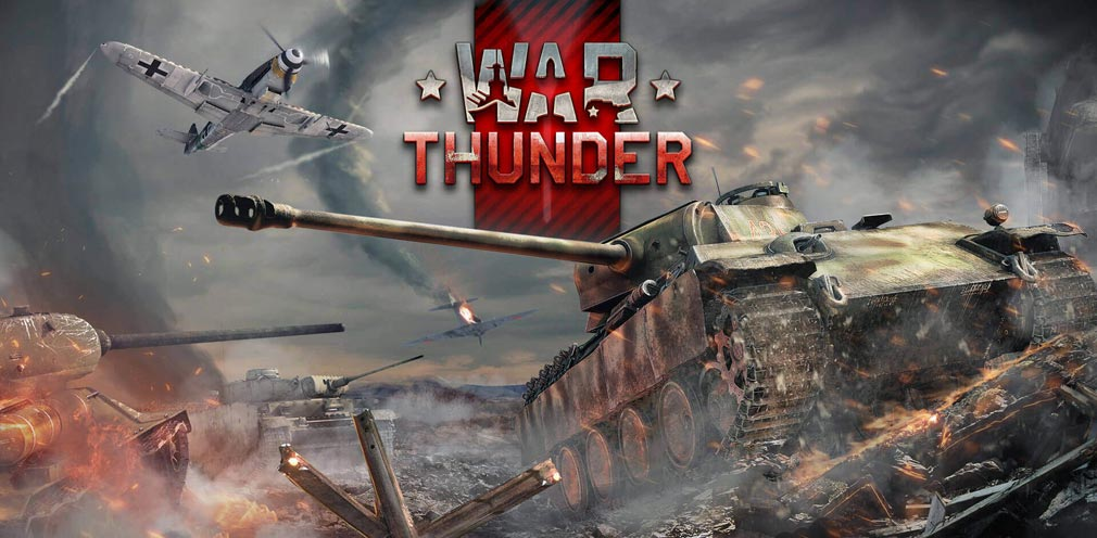 WarThunder(ウォーサンダー)WT イメージ画像1