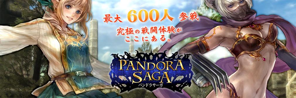 パンドラサーガ ゲームイメージ