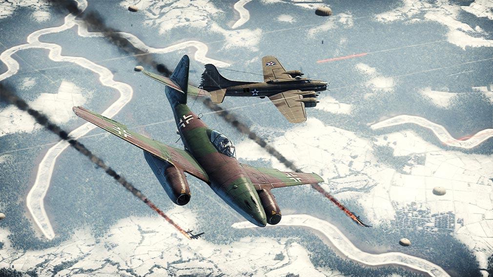 WarThunder(ウォーサンダー)WT 飛行戦闘機