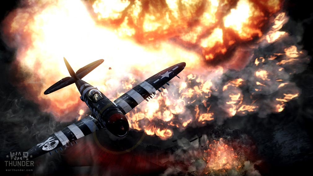 WarThunder(ウォーサンダー)WT 飛行戦闘機 全体デカール
