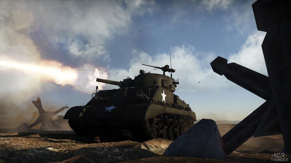 WarThunder(ウォーサンダー)WT 戦車両