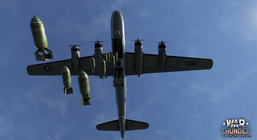WarThunder(ウォーサンダー)WT 飛行戦闘機【爆撃機】