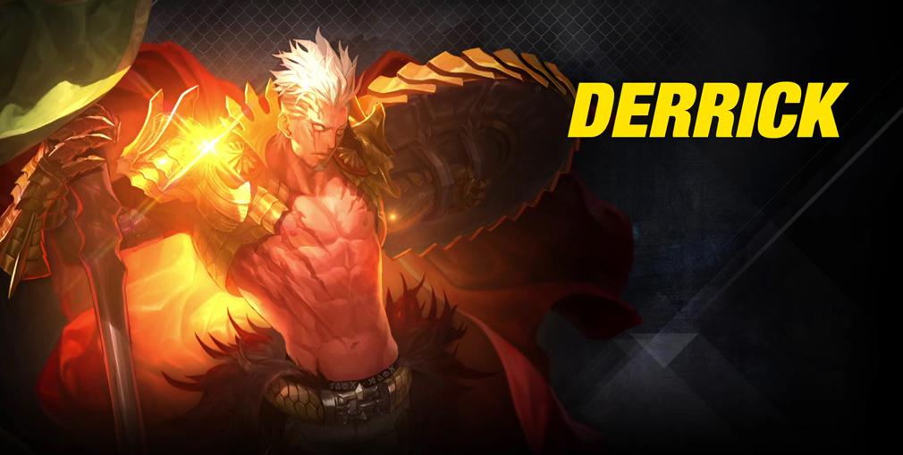 HeroWarz(ヒーローウォーズ) DERRICK