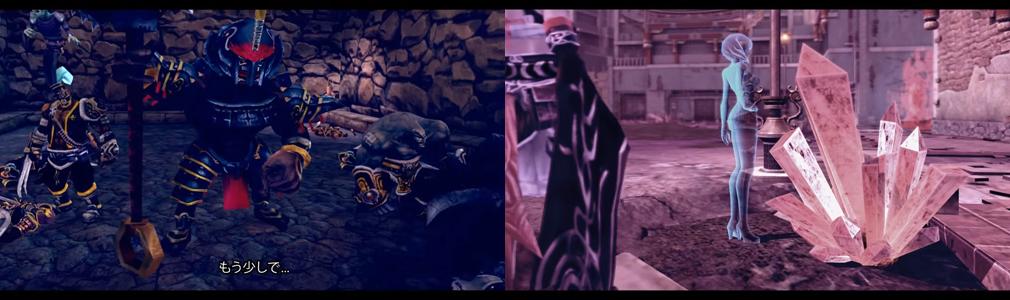 XAOC ザオック エピソード内のアニメーションカット