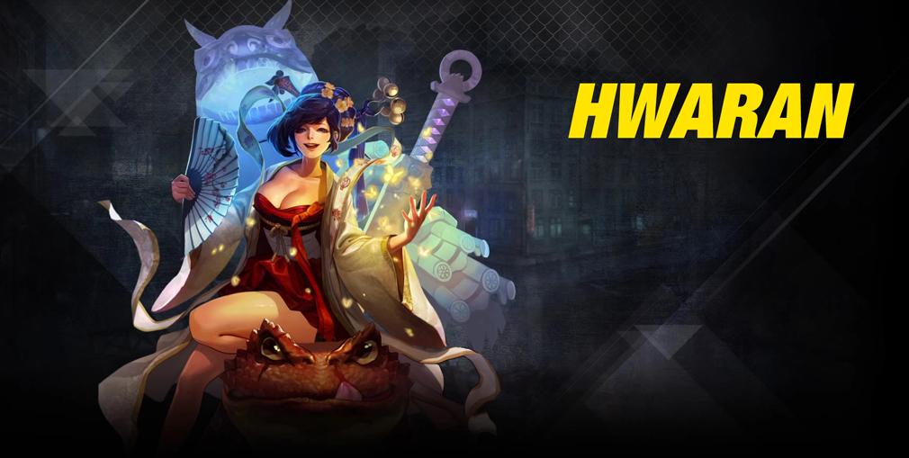 HeroWarz(ヒーローウォーズ) HWARAN