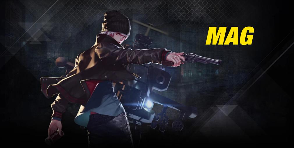 HeroWarz(ヒーローウォーズ) MAG