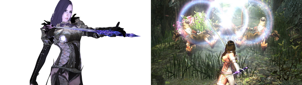 C9(Continent of the Ninth) 基本クラス WITCH BLADE ウィッチブレイド
