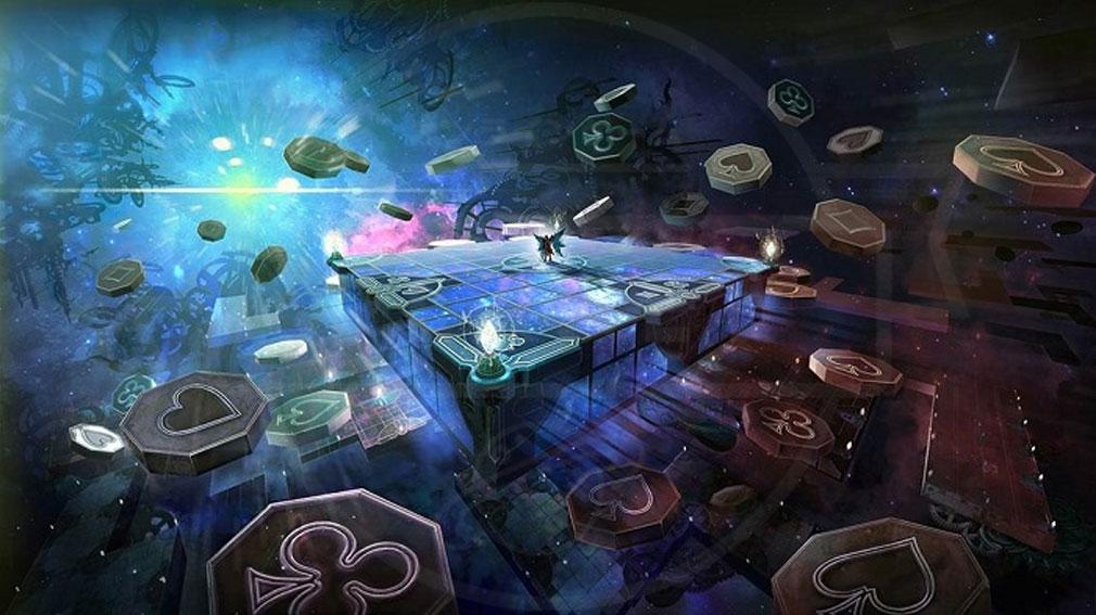 MU LEGEND(ミューレジェンド) 『覚醒ルパの迷宮』紹介イメージ