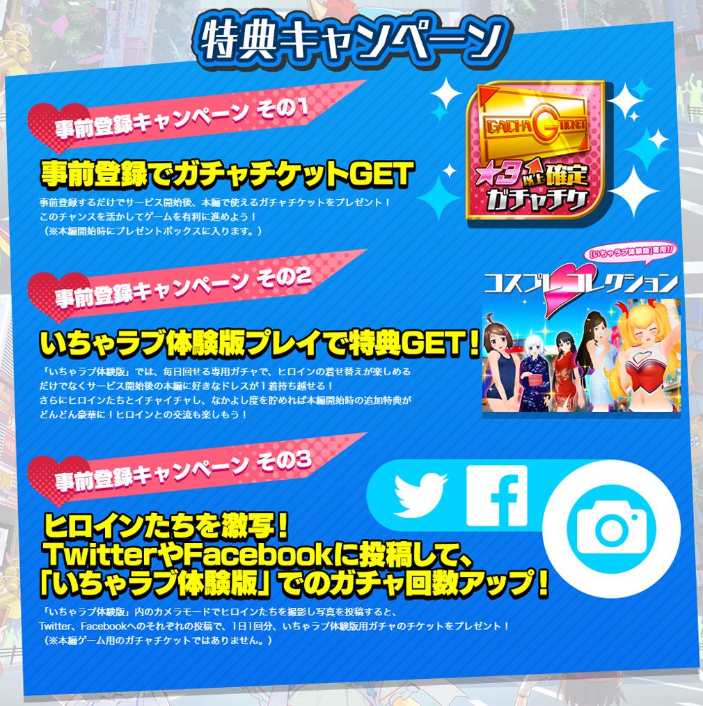 AKIBA'S TRIP Festa!(アキバズストリップフェスタ) 事前登録特典