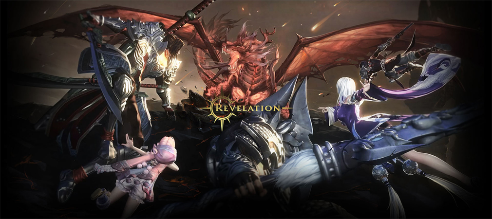 天諭 Revelation(レボリューション) メインイメージ