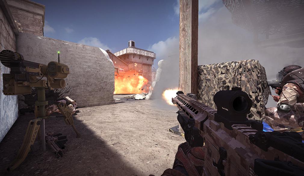 BLACK SQUAD(ブラック スクワッド) 特殊攻撃となるスキル
