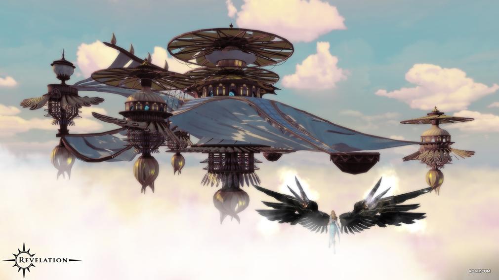 天諭 Revelation(レボリューション) 飛行スクリーンショット