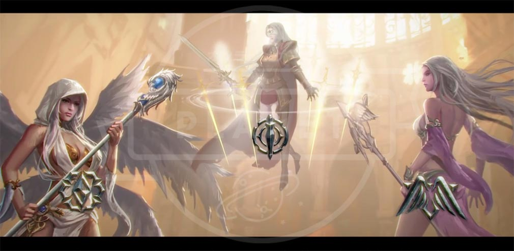League of Angels2(リーグ オブ エンジェルズ2)LoA2 暴風の国『テンペスト』、神聖の国『セレスティア』、自由の国『フリーダム』