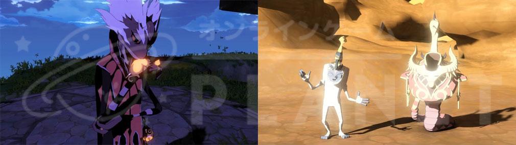 ペリアクロニクルズ(PERIA CHRONICLES) 色々な守護キラナ