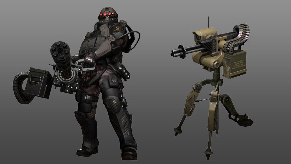 BLACK SQUAD(ブラック スクワッド) 近代兵器