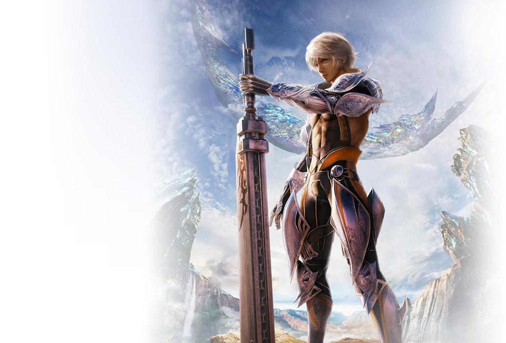 メビウスFF(メビウスファイナルファンタジー) PC 物語メインビジュアル