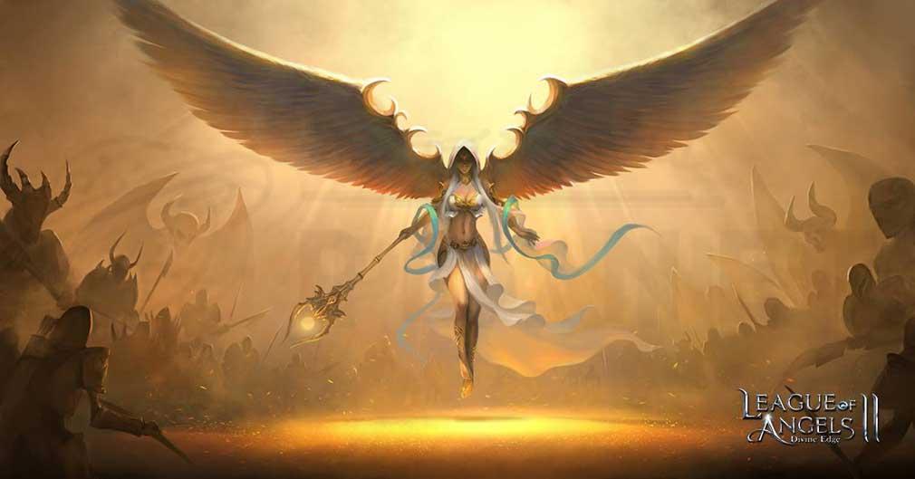 League of Angels2(リーグ オブ エンジェルズ2)LoA2 女神連合の治める世界