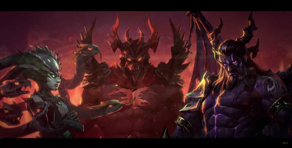 League of Angels2(リーグ オブ エンジェルズ2)LoA2 悪の軍団