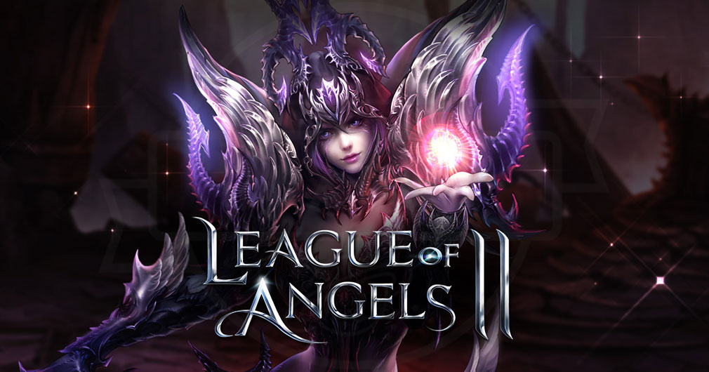 League of Angels2(リーグ オブ エンジェルズ2)LoA2 キービジュアル