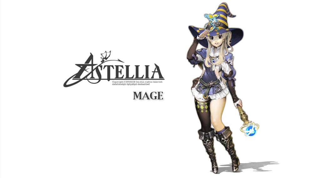 ASTELLIA(アステリア) メイジ(MAGE)