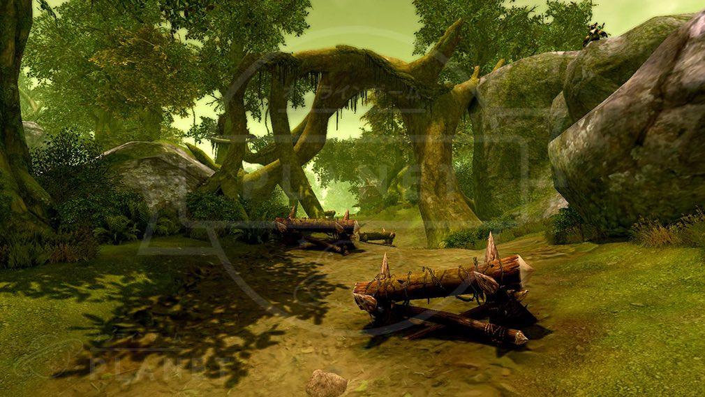 CABAL2 (カバル2) フロストロック(Frostrock)の森
