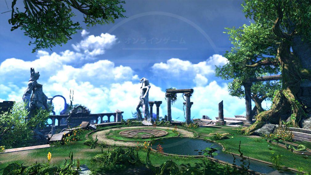 CABAL2 (カバル2) ヘブンリーシタデル(天国の城砦)