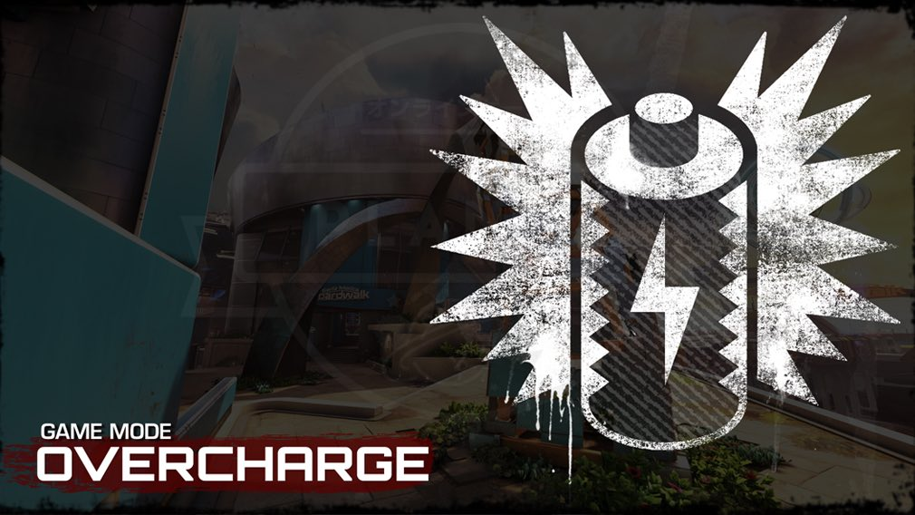 ローブレイカーズ(LawBreakers) ゲームモード【OVERCHARGE(オーバーチャージ)】