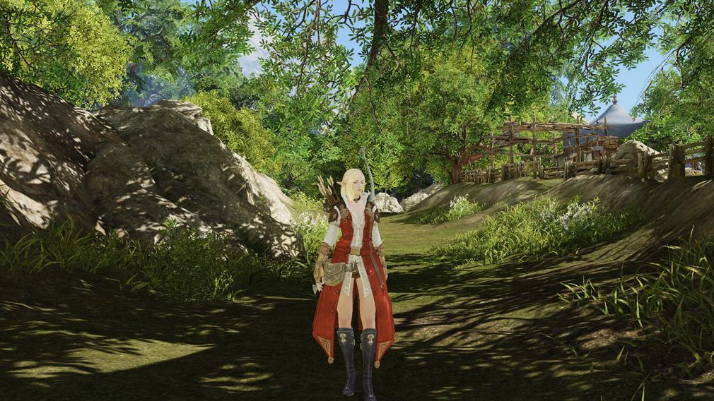 BLESS(ブレス) レンジャープレイスクリーンショット