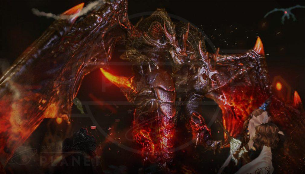 CABAL2 (カバル2) レイドボスドラゴン