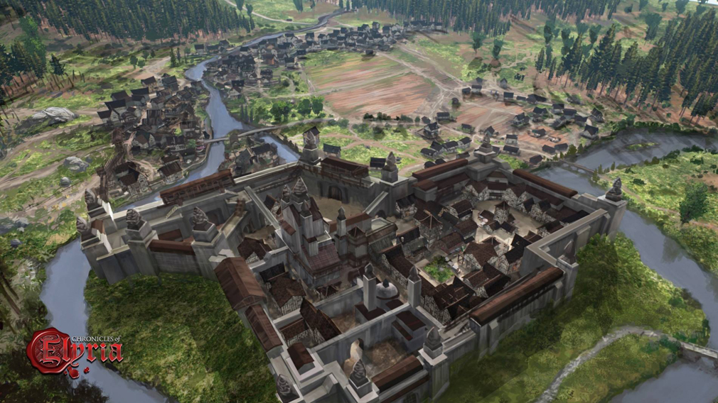 Chronicles of Elyria(クロニクルズ オブ イリリア) 都市開発
