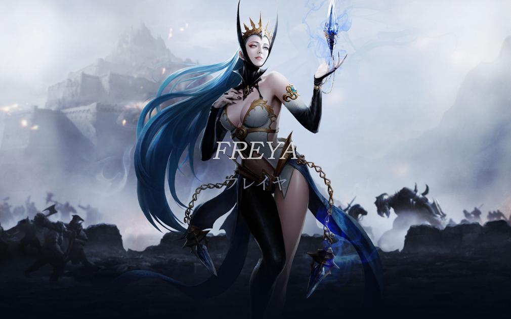リネージュ エターナル(Lineage Eternal)LE ヒ―ローキャラクター『フレイヤ(freya)』