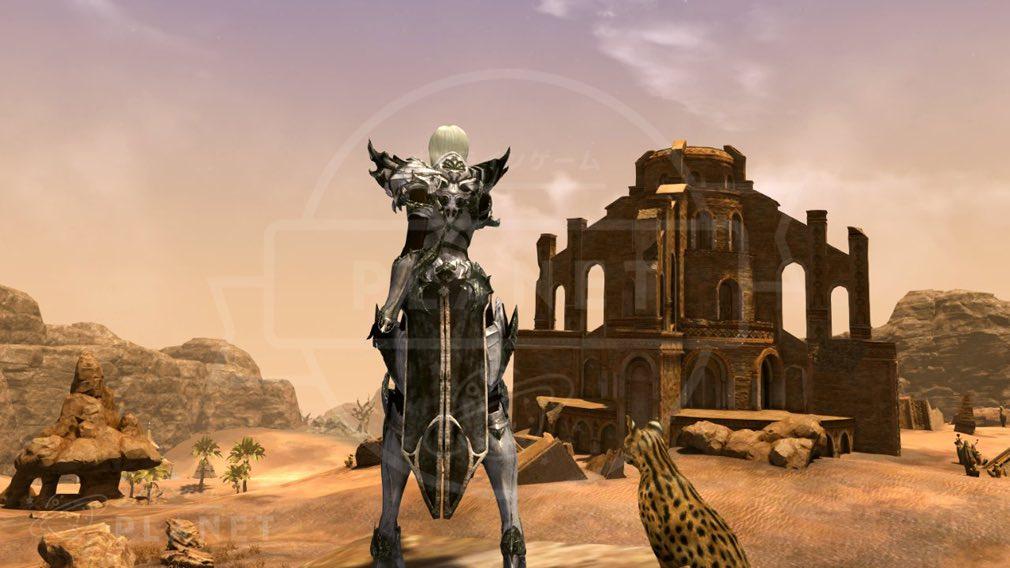 CABAL2 (カバル2) ゲーム内スクリーンショット