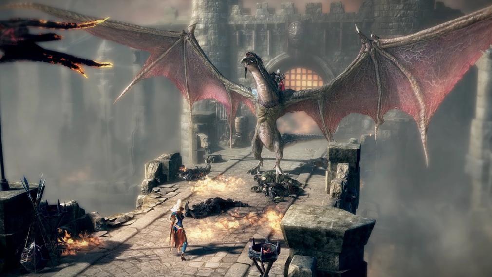 リネージュ エターナル(Lineage Eternal)LE ドラゴンバトル