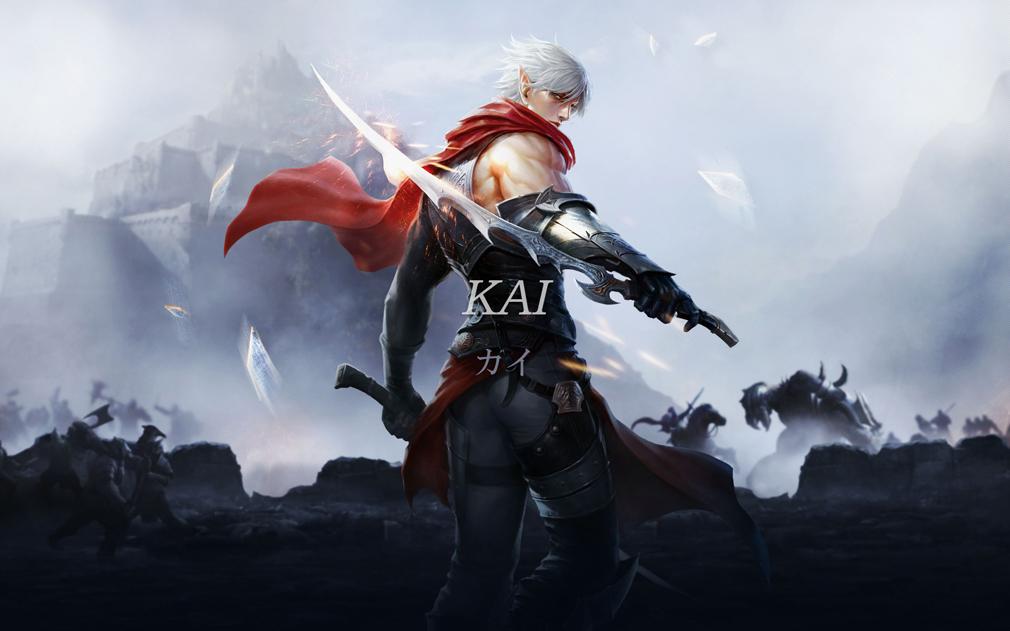 リネージュ エターナル(Lineage Eternal)LE ヒ―ローキャラクター『カイ(kai)』