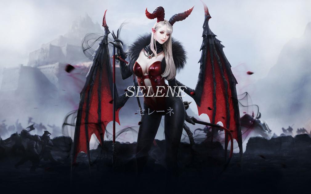 リネージュ エターナル(Lineage Eternal)LE ヒ―ローキャラクター『セレーネ(selene)』